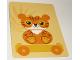 Book No: 6344100  Name: Set 10955 - Activity Card 3 - Tiger (6344100)