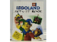 Book No: 708648  Name: Activity Book (32 pages - English Language) - Legoland
