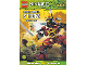Book No: 8710823001086  Name: Ninjago - Ready, Steady, Stick! Spelletjesboek (Dutch Edition)