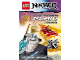 Book No: 8710823001833  Name: Ninjago - Klaar voor de Start? Plak! (Dutch Edition)