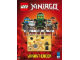 Book No: 8710823002816  Name: Ninjago - De Verdedigers van Ninjago - Vakantieboek (Ninjago Summerbook Dutch)