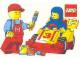 Book No: 921122  Name: Coloring Fun Book with Yellow Racer on Cover