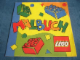 Book No: 926893  Name: Coloring Fun Book ('Malbuch') with Bricks on multi-color Cover (8 pages)