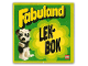 Book No: 93932  Name: Fabuland Lek-Bok - Activity Book (93.027-S)