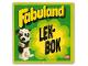 Book No: 93932  Name: Fabuland - Lek-Bok (93.027-S) (Swedish Edition)