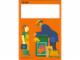 Book No: 9505b03  Name: Set 9505 Activity Card 3 (Red)