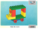 Book No: 9512b05  Name: Set 9512 Activity Card 5 - Trucks UK/AUS Version (4101811)