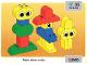Book No: 9512b16  Name: Set 9512 Activity Card 16 - Pet Rocks UK/AUS Version (4101811)