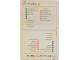 Book No: 9603b01AU  Name: Set 9603 Activity Card Index Card 1 - The Castle & Forces and Structures AUS version (118222)