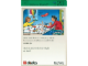 Book No: 9603b27  Name: Set 9603 Activity Card Exploration 20 - Balloon Blastoff