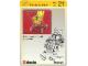 Book No: 9603b48  Name: Set 9603 Activity Card Application: Simulation 21 - Wheels for Baby