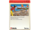 Book No: 9603b70AU  Name: Set 9603 Activity Card Application: Invention 13 - Clearing the Docks AUS version (118122)