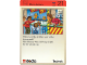 Book No: 9603b78  Name: Set 9603 Activity Card Application: Invention 21 - More Action