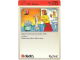 Book No: 9603b85  Name: Set 9603 Activity Card Application: Invention 28 - Wet Hands