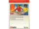 Book No: 9603b88AU  Name: Set 9603 Activity Card Application: Invention 31 - Ready, Set, Crunch! AUS version (118122)