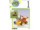 Book No: 9616b01  Name: Set 9616 Activity Booklet 1 - Lawnmower