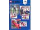 Book No: 9633b1  Name: Set 9633 Activity Booklet - {Sliding Door, Small Crane, Power Spreader}