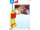 Book No: 9651b1  Name: Set 9651 Activity Card 1 - {Phone, Picture Frame}