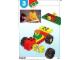 Book No: 9651b3  Name: Set 9651 Activity Card 3 - {Car, Steerable Car}