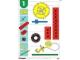Book No: 9651bc1  Name: Set 9651 Activity Card - Parts Inventory