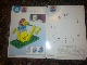 Book No: 9655b04  Name: Set 9655 Activity Card 4 - Gate