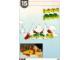 Book No: 9660b15  Name: Set 9660 Activity Card 15/16 - {Caterpillar / Balance Tower}