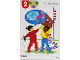 Book No: 9661b02  Name: Set 9661 Activity Card Red 2 - Wind Speed Tester (4100117 - UK/AUS/NZ/OS)