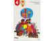 Book No: 9661b04  Name: Set 9661 Activity Card Red 4 - An Entertainment Machine (4100117 - UK/AUS/NZ/OS)