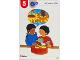 Book No: 9661b05  Name: Set 9661 Activity Card Red 5 - A Carnival Ride (4100117 - UK/AUS/NZ/OS)