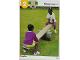 Book No: 9661b07  Name: Set 9661 Activity Card Orange 2 - Playing Outdoors (4100117 - UK/AUS/NZ/OS)