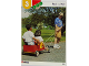 Book No: 9661b08  Name: Set 9661 Activity Card Orange 3 - Push and Pull (4100117 - UK/AUS/NZ/OS)