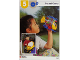 Book No: 9661b10  Name: Set 9661 Activity Card Orange 5 - Fun and Games (4100117 - UK/AUS/NZ/OS)