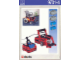 Book No: 9701b4  Name: Set 9701 Activity Booklet 4 - Joystick Controlled Wheelchair