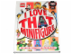 Book No: 9780241196892  Name: I Love That Minifigure (UK Edition)