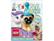 Book No: 9780241232439  Name: Ultimate Sticker Collection - Friends Pet Party!