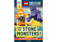 Book No: 9780241280249  Name: Nexo Knights - Stop the Stone Monsters! (Hardcover)
