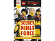 Book No: 9780241285534  Name: Ninjago - Secret Ninja Force