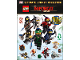 Book No: 9780241285541  Name: Ultimate Sticker Collection - The LEGO Ninjago Movie