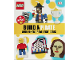 Book No: 9780241330661  Name: Build a Pirate and Other Great LEGO Ideas