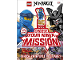 Book No: 9780241401279  Name: Ninjago - Choose Your Ninja Mission (Hardcover)