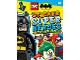Book No: 9780241409282  Name: Sticker Book - Batman Sticker Super Heroes and Super-Villains