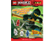 Book No: 9780545356305  Name: Ninjago - Masters of Spinjitzu - Collector's Sticker Book