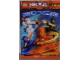 Book No: 9780545401142  Name: Ninjago - Masters of Spinjitzu