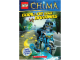 Book No: 9780545517522  Name: Legends of Chima - Gorillas Gone Bananas