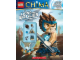 Book No: 9780545517539  Name: Legends of Chima -  Lions and Eagles - Activity Book