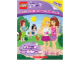 Book No: 9780545517577  Name: Friends - A Day in Heartlake City (Sticker Storybook)