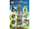 Book No: 9780545540865  Name: Legends of Chima - Official Guide