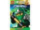 Book No: 9780545607988  Name: Ninjago - Masters of Spinjitzu - The Green Ninja