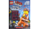 Book No: 9780545624619  Name: The LEGO Movie - The Piece of Resistance - Stories, Activities, Minifgure