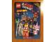 Book No: 9780545624640  Name: The LEGO Movie - Junior Novel (Softcover)